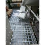 GBA Architectural Products + Services - IBP GlassWalk Glass Paver Floor System