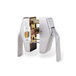 Schlage Commercial Mechanical Locks - HL6 Series Hospital Latch