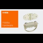 Ives Door Accessory Hardware - Hobby Hardware