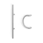 Ives Door Accessory Hardware - Decorative Pulls