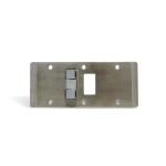 Ives Door Accessory Hardware - Rescue Hardware