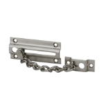 Schlage Residential Security - Chain Door Guard and Surface Bolt