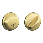 Schlage Residential Security - Keyed One Side Deadbolts