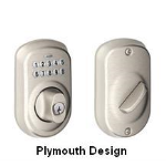 Schlage Residential Security - Keypad Deadbolts and Entrance Sets