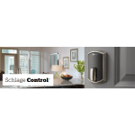 Schlage Residential Security - Schlage Control™ Smart Locks