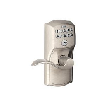 Schlage Residential Security - Schlage Keypad Lever Lock