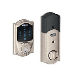 Schlage Residential Security - Schlage Touchscreen Deadbolt