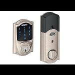 Schlage Residential Security - Schlage Touchscreen Deadbolt