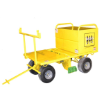 FIXFAST USA - FRT1000 Mobile Fall Protection Cart