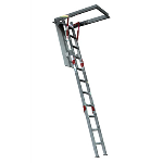 FIXFAST USA - RL61 Fold Down Access Ladder – Compact