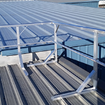 FIXFAST USA - KATTSAFE GR32 For Metal and Standing Seam Roofs