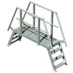 FIXFAST USA - KOMBI Modular Aluminum Access Systems - Stair Systems