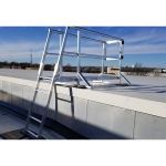 FIXFAST USA - KATTCLIMB® Angled Fixed Ladder Systems