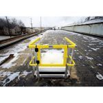 FIXFAST USA - KATTGUARD™ Aluminum Roof Hatch Guardrail System