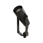 Intense Lighting - Rubicon™ Mini Floodlight Bullet with Yoke Mount - Flood & Spots