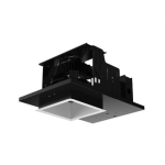 "Intense Lighting - 6"" Gravity Square Downlight - Gravity Family"