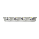 Intense Lighting - Trimless Recessed Orbis LED Multiple Accent - Recessed Multiples
