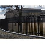 Ameristar Security Products, Inc. - Impasse II® High Security Steel Fence