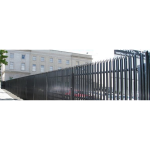 Ameristar Security Products, Inc. - Impasse II Anti-Scale High Security Steel Fence