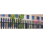 Ameristar Security Products, Inc. - Impasse II High Security Steel Fence
