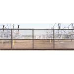Ameristar Security Products, Inc. - Matrix Perimeter Enclosure Grid