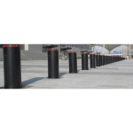 Ameristar Security Products, Inc. - Globoll Automatic Hydraulic Security Bollards