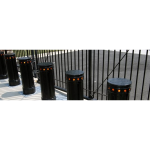 Ameristar Security Products, Inc. - K12 / M50 Anti-Ram Security Bollards