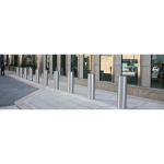 Ameristar Security Products, Inc. - Shallow Mount Security Bollards