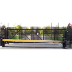 Ameristar Security Products, Inc. - Patriot Rising Beam Barrier - Vehicle Entry Barriers