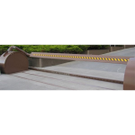 Ameristar Security Products, Inc. - Vehicle Barrier Bar (VBB) - Crash Beam Barrier