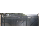Ameristar Security Products, Inc. - PassPort IS High Security Pale Sliding Roll Gate