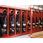 CP Furniture Systems Inc. - Evolo Fire Brigade Lockers