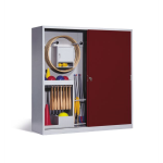 CP Furniture Systems Inc. - Modular Sports Equipment Cabinets