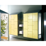 CP Furniture Systems Inc. - Evolo Assembled Box Lockers