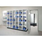CP Furniture Systems Inc. - Prefino Assembled Box Lockers