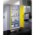 CP Furniture Systems Inc. - Hinged Door Cabinets as Hazardous Substance Cabinets