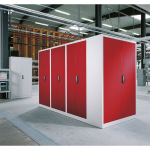 CP Furniture Systems Inc. - Hinged Door Cabinets for Tools and Accessories