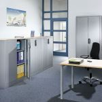 CP Furniture Systems Inc. - Acurado Series Double-Door Cupboards