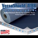 GCP Applied Technologies - VersaShield® MBX Moisture Suppression Flooring Underlayment