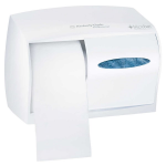 Kimberly-Clark Professional - Series 09605 Coreless Double Roll Bathroom Tissue Dispenser