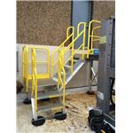 Peak Fall Protection - Access Platforms and Crossovers