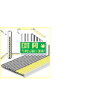 Zero International Gasketing & Weatherstripping - Photoluminescent Exit Marking Systems