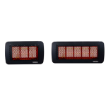 Bromic Heating - Tungsten Smart-Heat™ Gas Radiant Heater