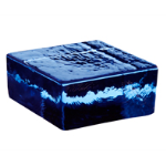 Seves Glass Block Inc. - Vetropieno Blue Quadrato Glass Block