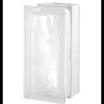 "Seves Glass Block Inc. - 484 Nubio All Bend 22.5°"" Glass Block"