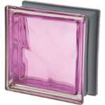 Seves Glass Block Inc. - New Colour Collection Malva Q19 O Met Glass Block