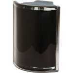 Seves Glass Block Inc. - New Colour Collection Nero Angular O Met Glass Block