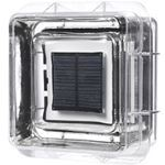 Seves Glass Block Inc. - PV B 1111/6 Clearview Photovoltaic Glass Block