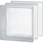 Seves Glassblock - 1919/16 60F Clearview - High Fire Resistant Glass Block