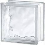 Seves Glassblock - 1919/10 Wave Glass Block